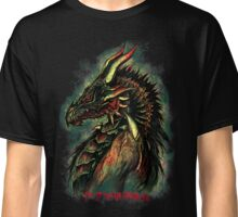 Dragonborn (Green Version) Classic T-Shirt