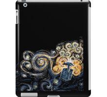 Van Gogh TARDIS iPad Case/Skin