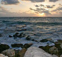 Hidden Heart at the Sea by Nira Dabush