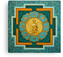 Buddha. Jewels of Dharma Canvas Print