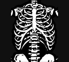 Skeleton Rib Cage Unisex T-Shirt