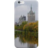 Reflections of Albany, New York, USA iPhone Case/Skin
