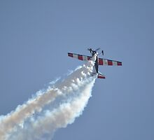 Aerobatics @ Avalon Airshow, Victoria, Australia 2013 by muz2142
