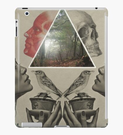 between life and death iPad Case/Skin