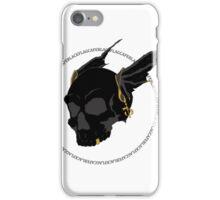BLACKFLAGCAFEmurder iPhone Case/Skin