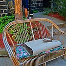 Discarded Bench by pmarella