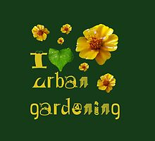 I love urban gardening by Blende8