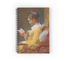 La liseuse Spiral Notebook