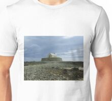 St Cwyfans Church, Anglesey Unisex T-Shirt