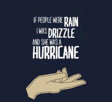 She Was A Hurricane T-Shirt
