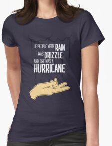 She Was A Hurricane T-Shirt