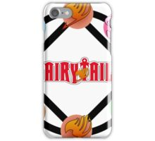 Fairy tail Guilds Grand Magic Games iPhone Case/Skin