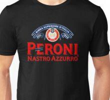 PERONI BEER NASTRO AZZURRO ITALIAN Unisex T-Shirt
