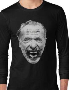 Bukowski 2 Long Sleeve T-Shirt