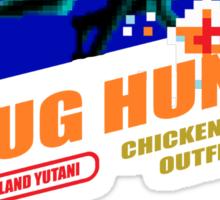Aliens - Bug Hunt Sticker