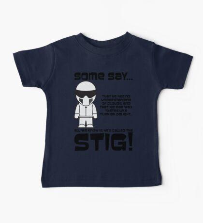 The Stig - No understanding of Clouds Baby Tee