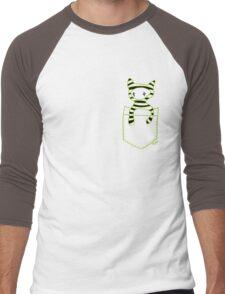 Pocketbuddy3 Men's Baseball ¾ T-Shirt