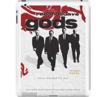 Red and Suave Gods- Bill Shankly, Bob Paisley, Joe Fagan & Ronnie Moran iPad Case/Skin