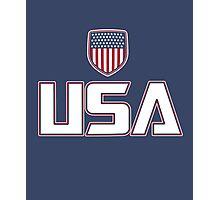 USA - United States of America Photographic Print