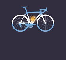 Bike Flag Argentina (Big) Unisex T-Shirt