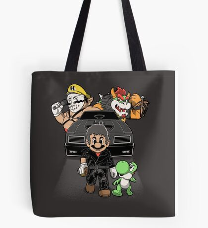 Mad M. Tote Bag