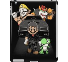 Mad M. iPad Case/Skin
