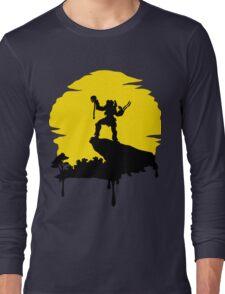 Predator Sun Long Sleeve T-Shirt