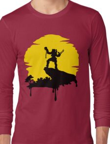 Predator Sun Long Sleeve T-Shirt
