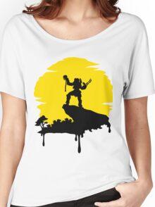 Predator Sun Women's Relaxed Fit T-Shirt