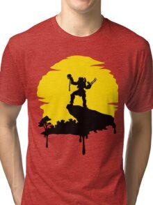 Predator Sun Tri-blend T-Shirt