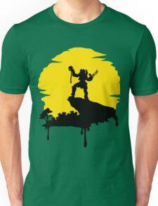 Predator Sun Unisex T-Shirt