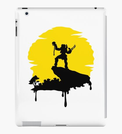 Predator Sun iPad Case/Skin