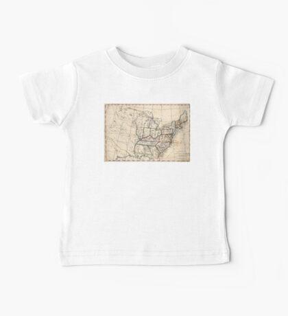 United States - 1830 Baby Tee