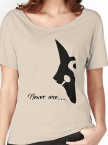 Kindred - Never one  Women's Relaxed Fit T-Shirt