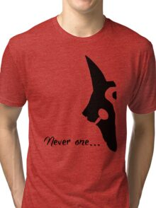 Kindred - Never one  Tri-blend T-Shirt