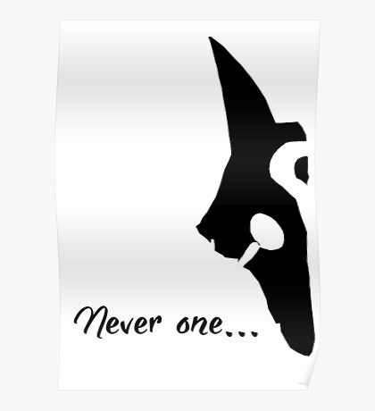 Kindred - Never one  Poster