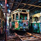 tram shed by Kutay Photography