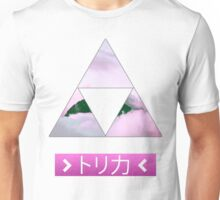 Japanese Tri-Force  Unisex T-Shirt