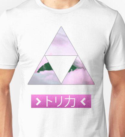 Japanese Tri-Force  Unisex T-Shirt
