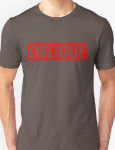 Oblique/Obey T-Shirt