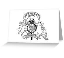Honi Soit 2014 Greeting Card