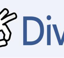 Dive 'Like' Button Sticker