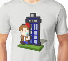 3D PIXEL - DOCTOR WHO (MATT SMITH) Unisex T-Shirt