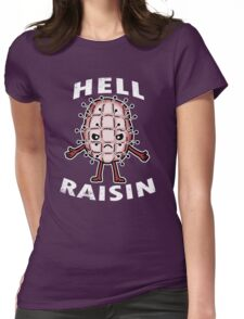 Hell Raisin Womens Fitted T-Shirt