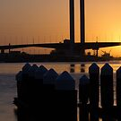 Bolte at Sunset by JessicaHayley