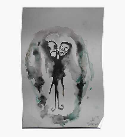 Siamese Twins Poster