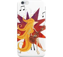 Kazart Phoebe Rocks (on light) iPhone Case/Skin