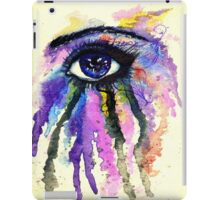 Watercolor Eye iPad Case/Skin