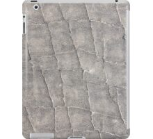 Elephant Skin - Nature Texture and Leather iPad Case/Skin