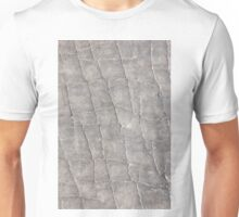 Elephant Skin - Nature Texture and Leather Unisex T-Shirt